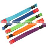 Cheap Customized Fabric Wristbands for Events                                                                         Quality Choice
