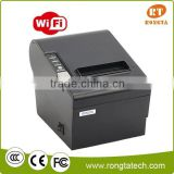 high speed Financial equipment restaurant android wireless 80mm receipt wifi pos thermal printer RP80W..