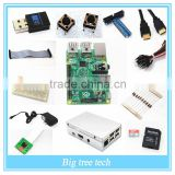 CanaKit Raspberry Pi 2 Starter Kit New Raspberry Pi 2 + WiFi Dongle + 8GB SD Card + Case and any more