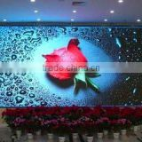 China popular products high quality full color P6 led indoor display sign