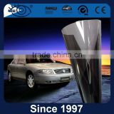 Heat rejection and metallic reflective car window sticker sun control car solar window film
