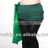 Professional Sexy Belly Dance Tribal Hip Scarf and Waist Chains, Belly Dance Costumes (YL108)