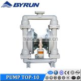 Different Materials Air Operated Double Diaphragm Pump