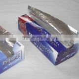 Household aluminium foil(100% pure) 8011 O for kitchen use wrapping paper with SGS certificate factory price good quality