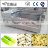 industry big output stainless steel Large Type red potato cleaning & peeling machine