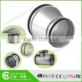 Ducting Pipe Fitting GI Reducer for Ventilation System