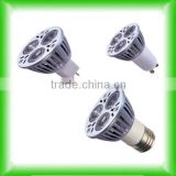 MR16/GU5.3 3*1w 12/24V LED spotlight