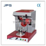 Die separating machine JEM-DC2, with diamond plaster disc from DFS germany, with laser positioning, built-in lighting system