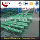 API spec. 7-1 (BHA)Downhole tools Integral spiral blade stabilizer/oil well drill string and near-bit stabilizer