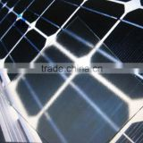 3.2mm 4mm clear textured solar panel tempered glass anti reflective textured tempered glass