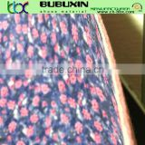 Nonwoven insole with EVA laminate polyester fabric insole board material for shoes making