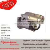 denso automotive starter to fit Korea and Japan cars OEM Code16739, 028000-5060
