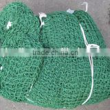 HDPE Netting for Baseball Batting Cage, HDPE Baseball Netting