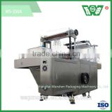Shanghai wanshen automatic 3D/transparent film/cellophane overwrapping/packaging machine for tea box
