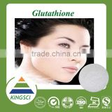 GMP factory L-Glutathione CAS No.: 70-18-8 Skin whitening material Glutathione Reduced Powder 99% purity