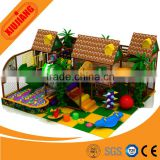 Kids Toy Children Soft Play Indoor Playground With Roof