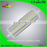 r7s led 118mm dimmable 30w 3000lm 220v dimming