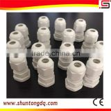 PG7 waterproof nylon plastic cable glands