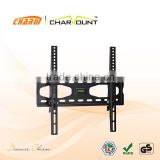 "Vertically adjustable tv mount for 26""-55"", Cold Rolled Steel tv bracket wall mount"