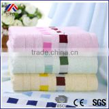 100% bamboo fiber bath adults 140 70 bath towel Solid beach plaid home textile bathroom gift towel