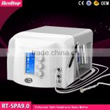 Hot selling skin peeling device!Water microdermabrasion machine for sale,Diamond tip microdermabrasion machine