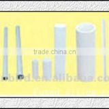 Kiln Supporting furnace Vitreous Silica ceramic rollers for glass tempering furnace (Chinese manufacturer and supplier)