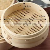 Food Vegetable Rice Steamer natural bamboo food steamer cooker