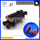 Chile market Dump Truck used Front-end telescopic hydraulic cylinder