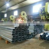 Hot Dip Galvanized outdoor cable tray
