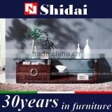 tempered glass tv unit, tempered glass tv units, modern tempered glass tv unit furniture E-121