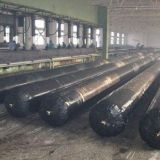 pneumatic tubular form for making conctere hollow pipe, rubber balloon for making concrete culvert