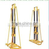 Manufacturing cable Drum Lifter Stands/cable stand reel stand