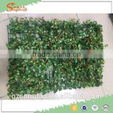 Guangzhou wholesale artificial Milan grass fake artificial grass wall plastic artificial Milan grass