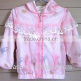 child hoodies with zipper cardigan knitting sweater