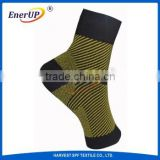 customized private labelling Plantar Fasciitis compression ankle sock