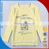 China Supplier Printed fashionable kids wear