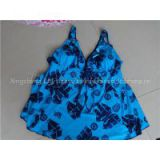 Little girl fat skirt swimwear fashionable swimsuit