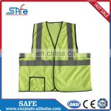 ANSI.MESH reflective clothing use safety material with 3m tape