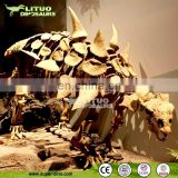 2015 Popular Artificial Simulation Dinosaur Fossil For Museum