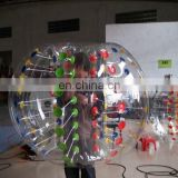 hot sale colorful inflatable bumper ball