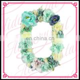 Aidocrystal Artificial Moth Orchid roses Silk Flower Letter O for New House Home Wedding Festival Decoration
