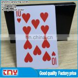 Whloesale Customized Playing Card, Plastic Playing Card, Cheap Custom Playing Card