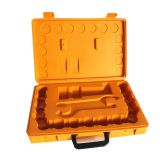 Plastic tool box for Milling Collet Chuck Set BT40-ER40-15PCS BOX