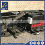 Mobile Mini Trommel Screen Gold Wash Plant