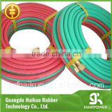 Flexible Rubber Twin Welding Hose,Oxygen&Aecylene&Propane Welding Hose