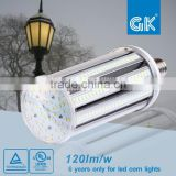 UL DLC VED 100w E40 LED corn bulb IP64 250W HPS replacement