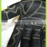 oil resistant gloves grip/Smooth nitrile safety glove,China supplier /working gloves resisant oil