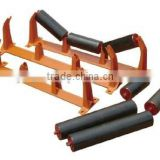 Wholesale 3 roll trough rollers conveyor manufacturer, trough conveyor roller with 3 rolls
