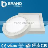 6w/12w/18w/24w Surface Mounted Round Led Ceiling Panel light, Surface Mounted LED Downlight