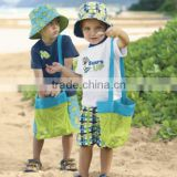 New Product Kid's Beach Toy Storage Mesh Bag Wholesale Cotton Shopping Mesh Bag On Supermarket Trade Assurance Supplier